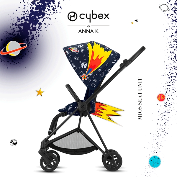Cybex Fashion Anna K Mios 嬰兒手推車